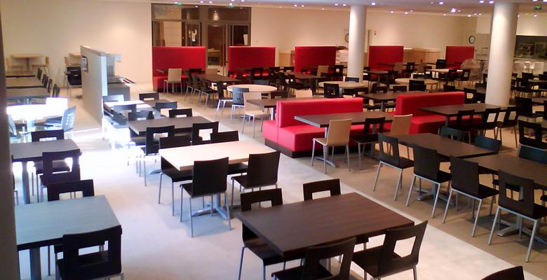 Mobilier restaurant pour les pros de la restauration par 2imahl - Mobilier restaurant occasion belgique ...